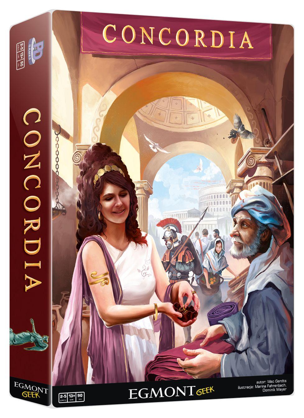 Concordia (wydanie polskie)