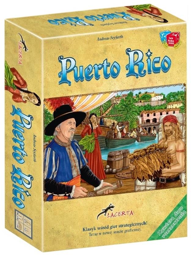 Puerto Rico (nowe wydanie)