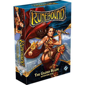 Runebound (3rd edition): The Gilded Blade