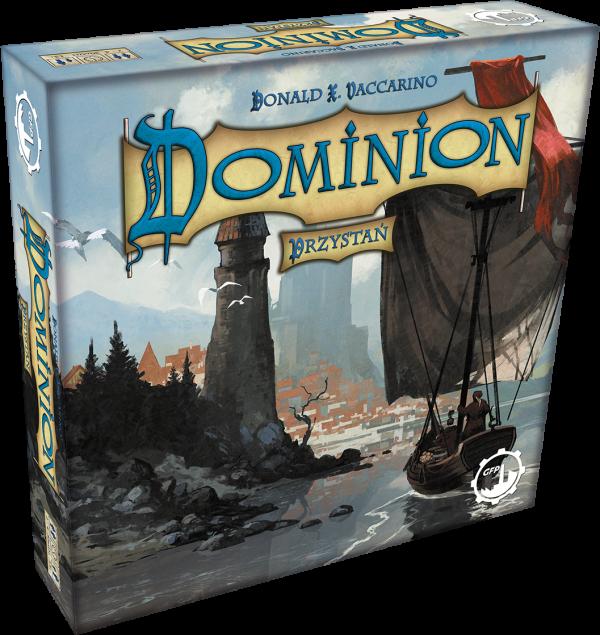 Dominion - Przystań (edycja polska)