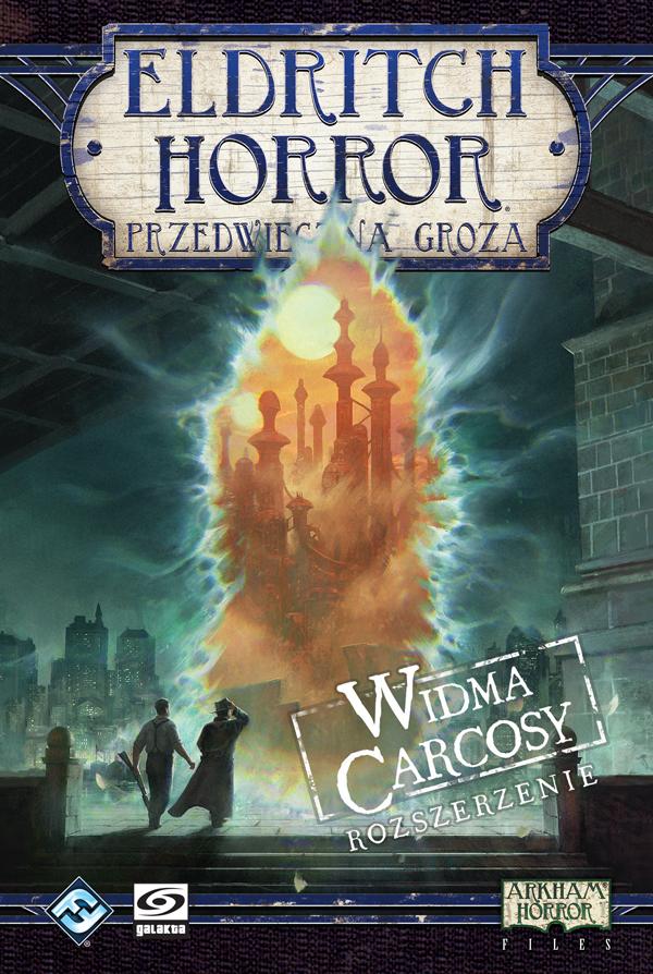 Eldritch Horror - Widma Carcosy