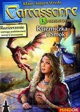 Carcassonne: Księżniczka i smok (2 edycja)