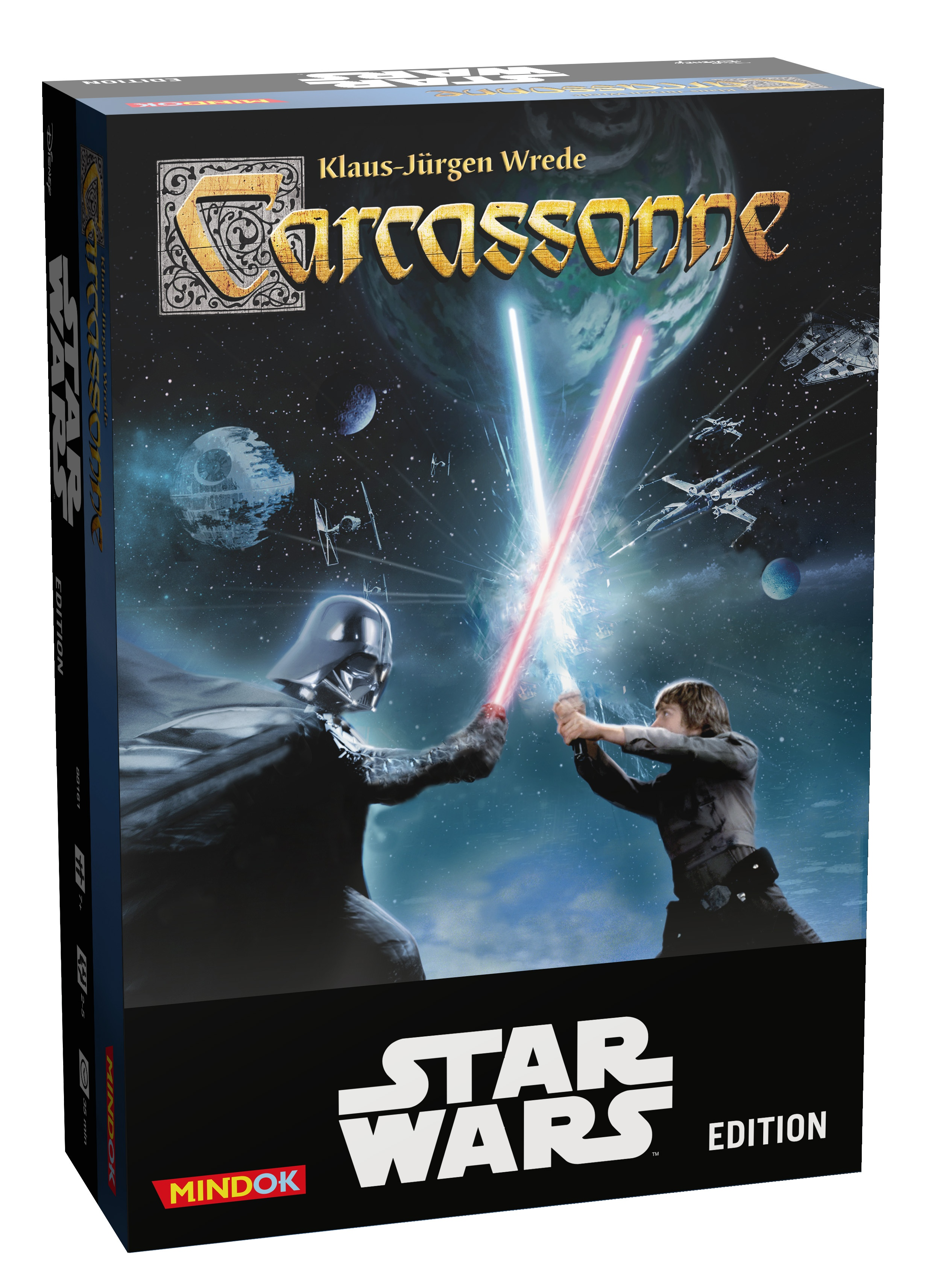 Carcassonne Star Wars (edycja polska)