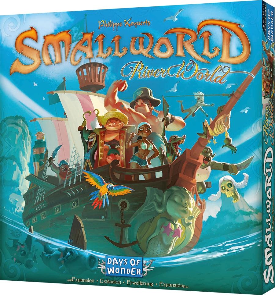 Small World: Świat Rzek