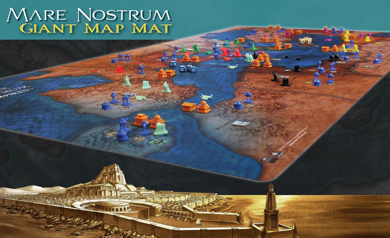 Mare Nostrum - Empires: Giant Map