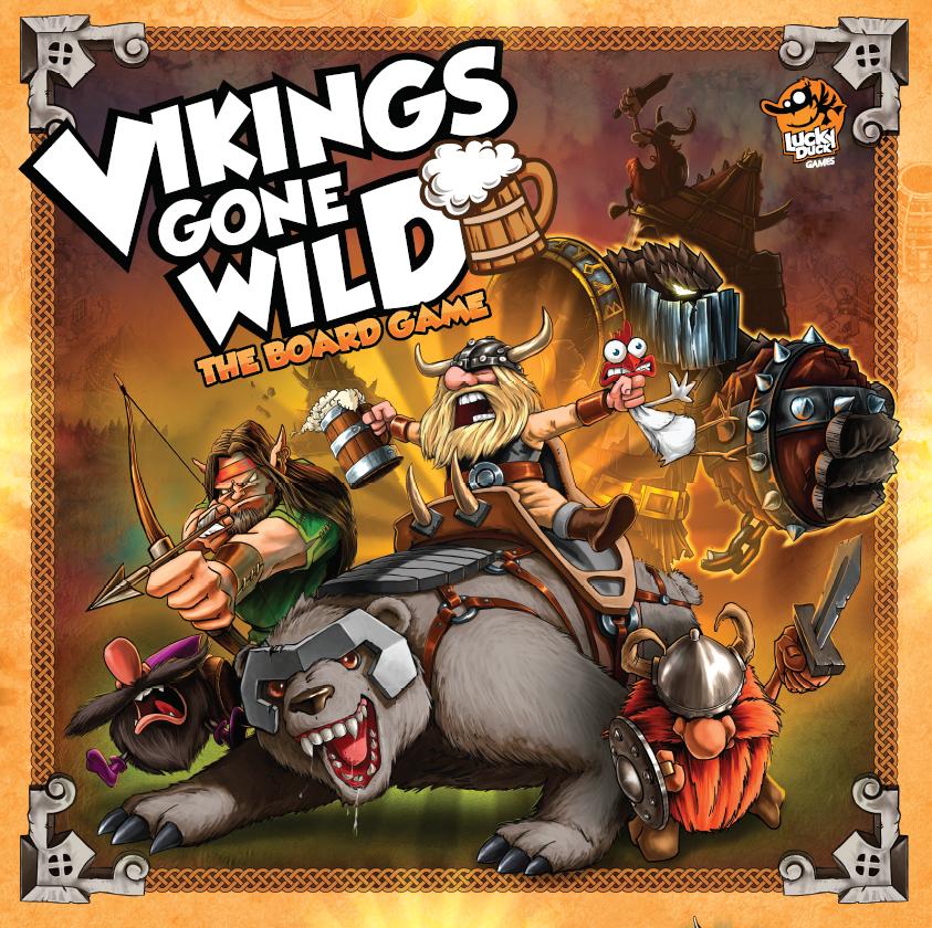 Vikings Gone Wild (edycja angielska)