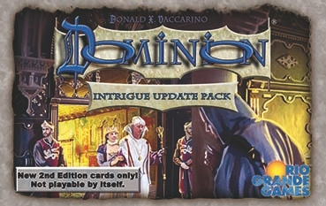 Dominion - Intrigue Update Pack