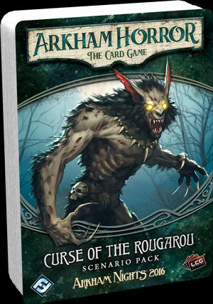 Arkham Horror: The Card Game - Curse of the Rougarou POD