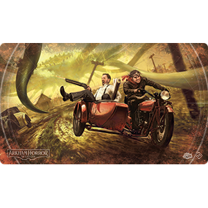 Arkham Horror LCG - Narrow Escape - Playmat