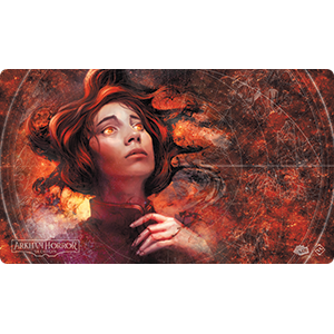 Arkham Horror LCG - Across Space and Time - Playmat