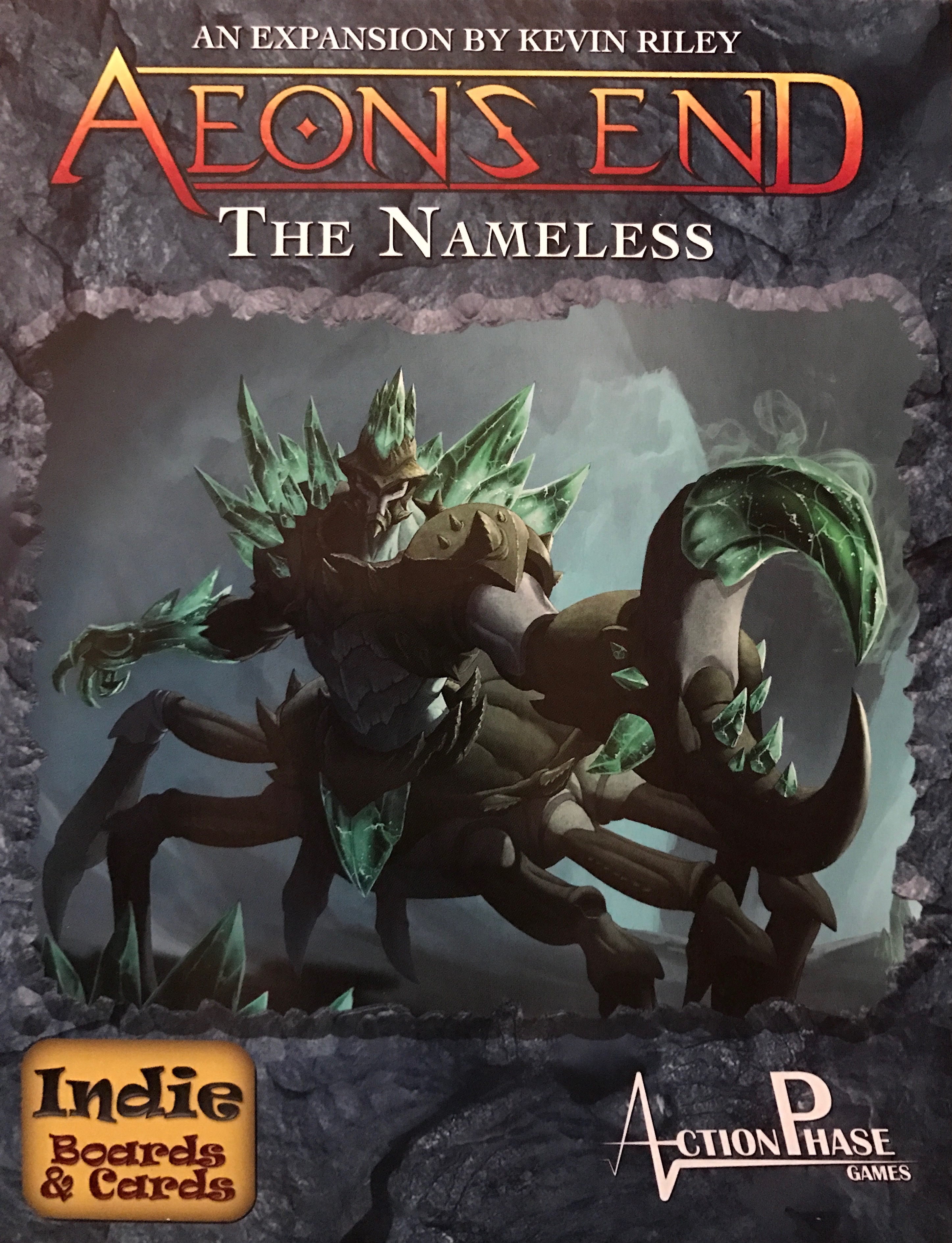 Aeon's End: The Nameless (2nd edition)