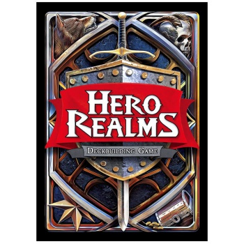 Matte Sleeves - Hero Realms Double Matte Art Sleeves