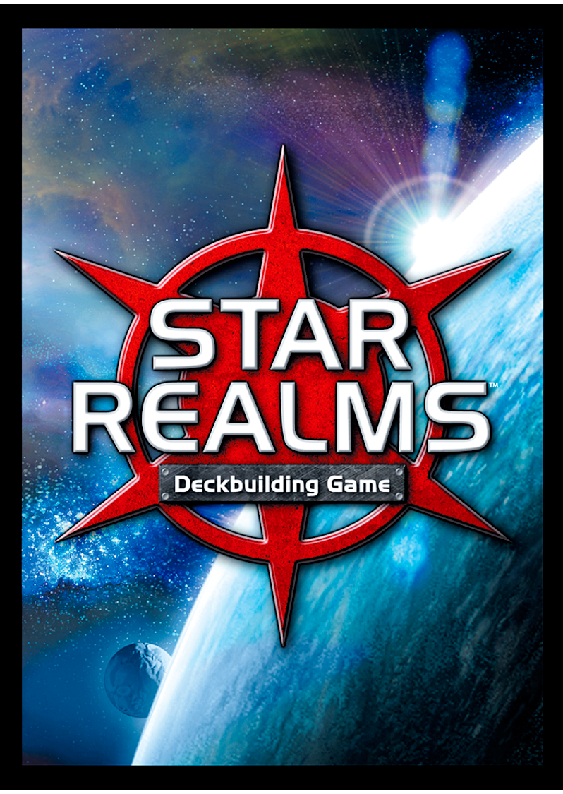 Standard Sleeves - Star Realms (60 sleeves)