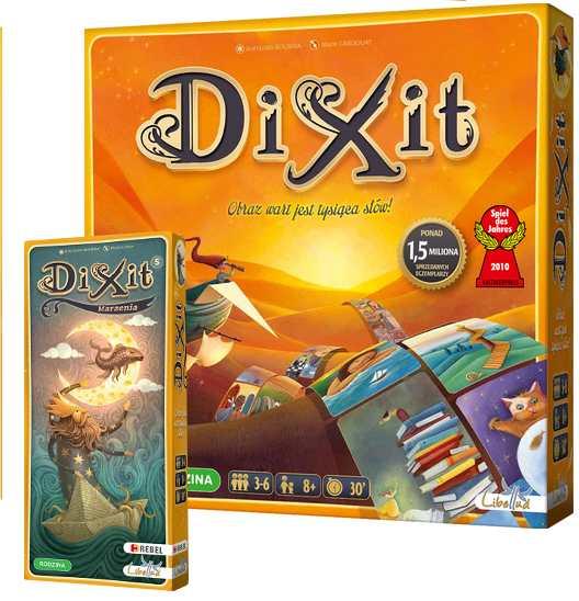 Dixit + Dixit 5