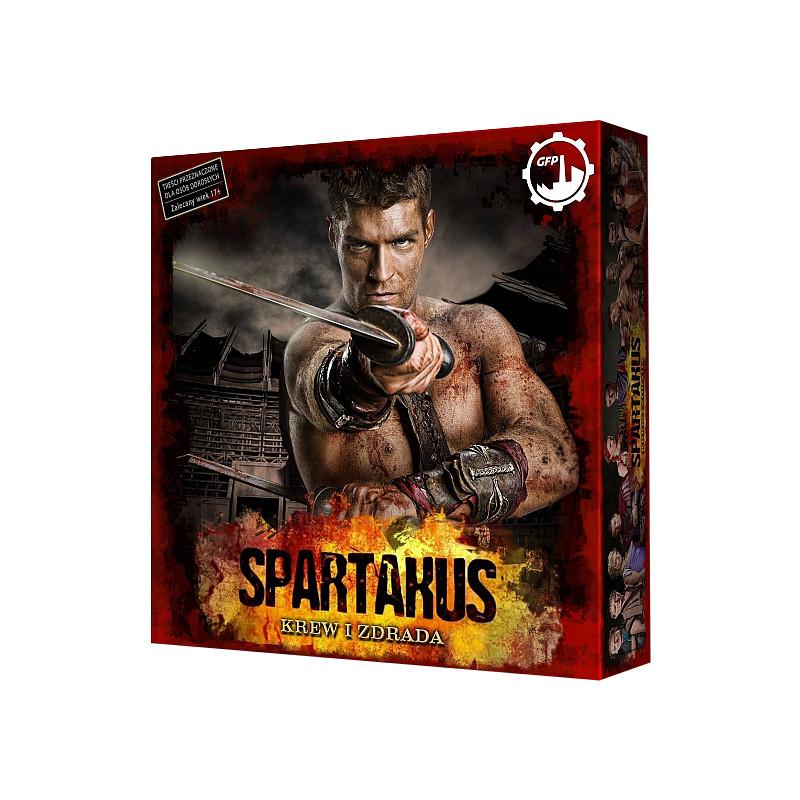 Spartakus: Krew i zdrada (edycja wspieram.to)