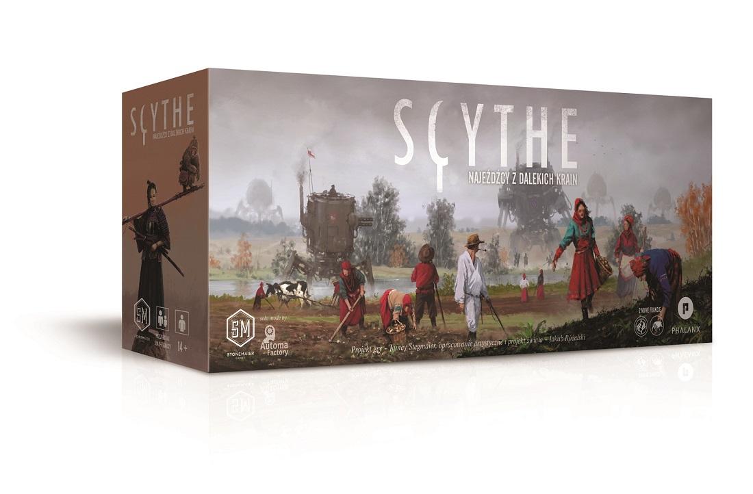 Scythe: Najeźdźcy z dalekich krain