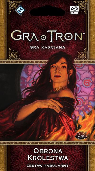 Gra o Tron: Gra karciana - Obrona Królestwa