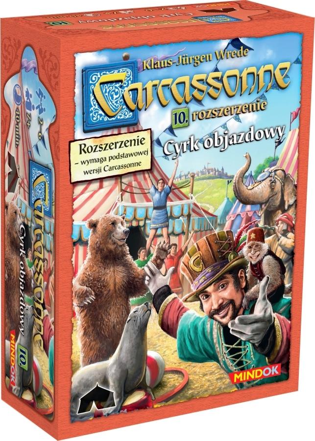 Carcassonne: Cyrk Objazdowy