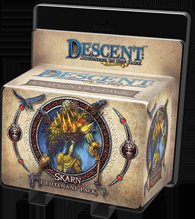 Descent: Skarn