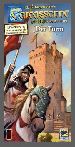 Carcassonne 2 ed. - Wieża (edycja niemiecka)