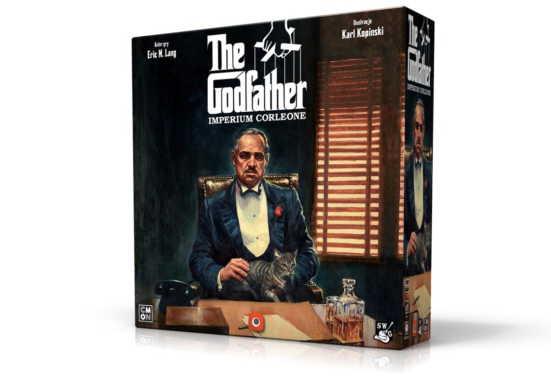 Znalezione obrazy dla zapytania godfather imperium corleone
