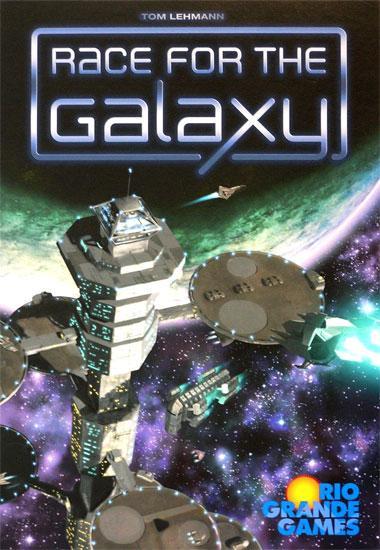 Race for the Galaxy (uszkodzony)
