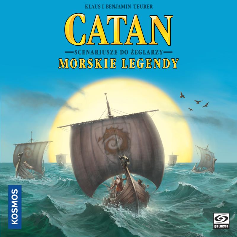 Catan Morskie Legendy