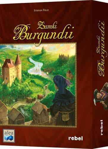 Zamki Burgundii (polskie wydanie)