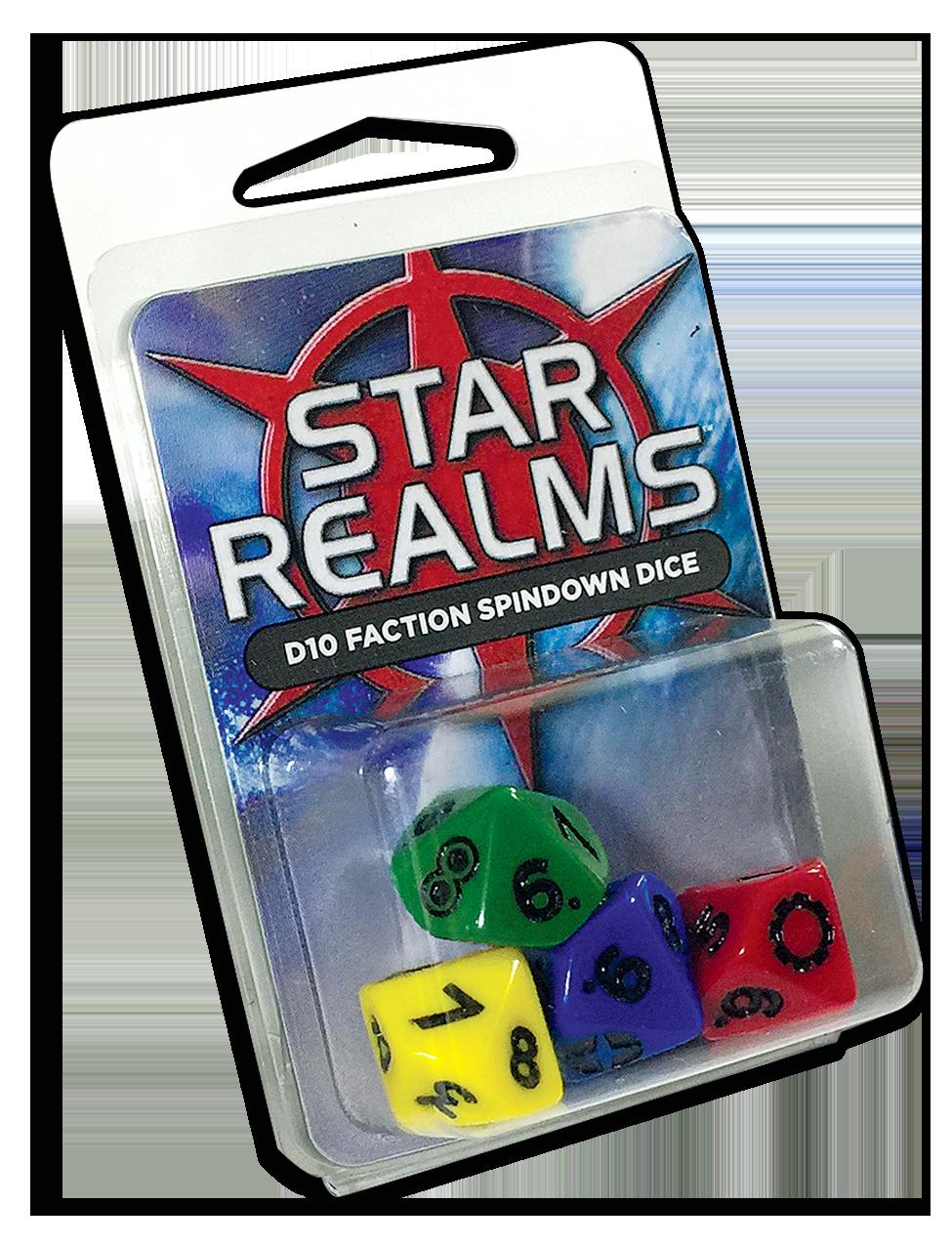 Kości k10 - Star Realms