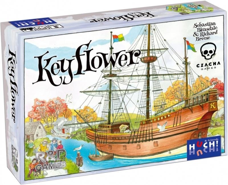 Keyflower polska edycja edycja wspieram.to