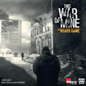 This War of Mine: Gra Planszowa