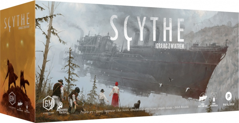 Scythe: Igrając z wiatrem