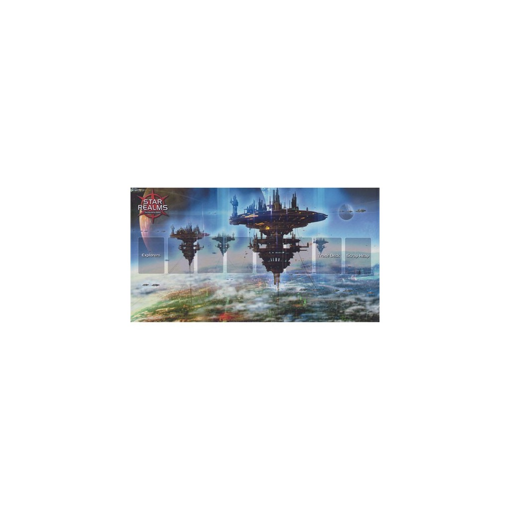 Star Realms - Capital World Playmat