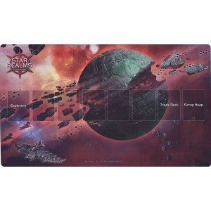 Star Realms - Death World Playmat
