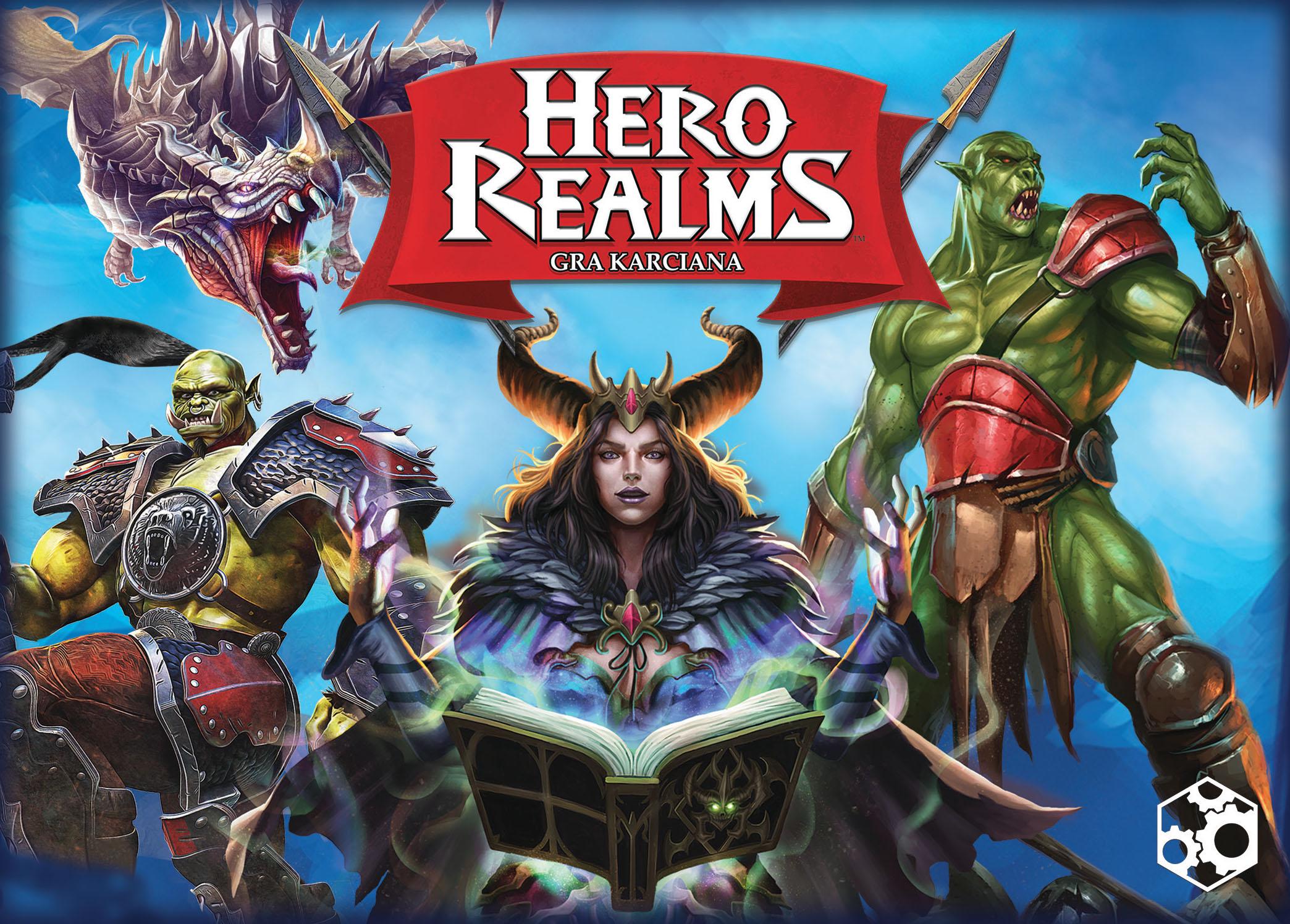 Hero Realms (polskie wydanie)