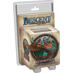 Descent: Kyndrithul Lieutenant Pack