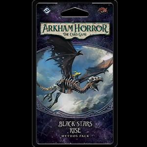 Arkham Horror: The Card Game Black Stars Rise