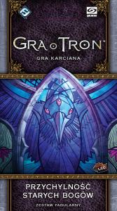 Gra o Tron LCG: 2 edycja - Przychylność Starych Bogów