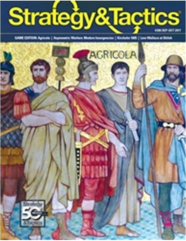 Strategy & Tactics Issue 306 - Agricola