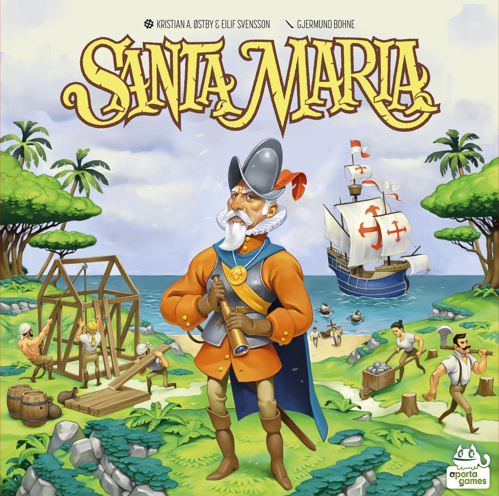 Santa Maria (edycja polska)