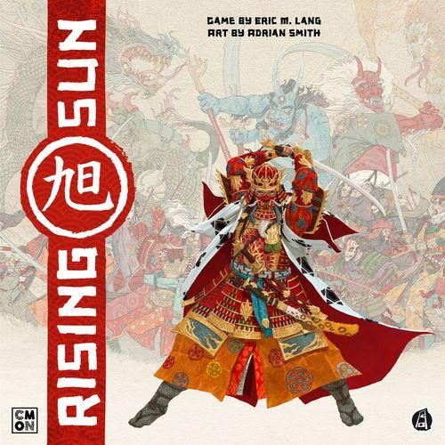 Rising Sun (angielskie wydanie)