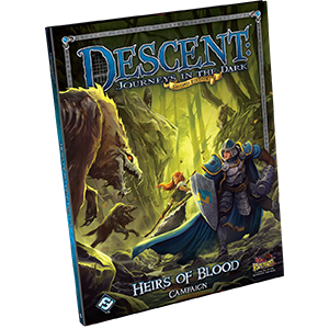 Descent: Journeys in the Dark Second Edition Heirs of Blood