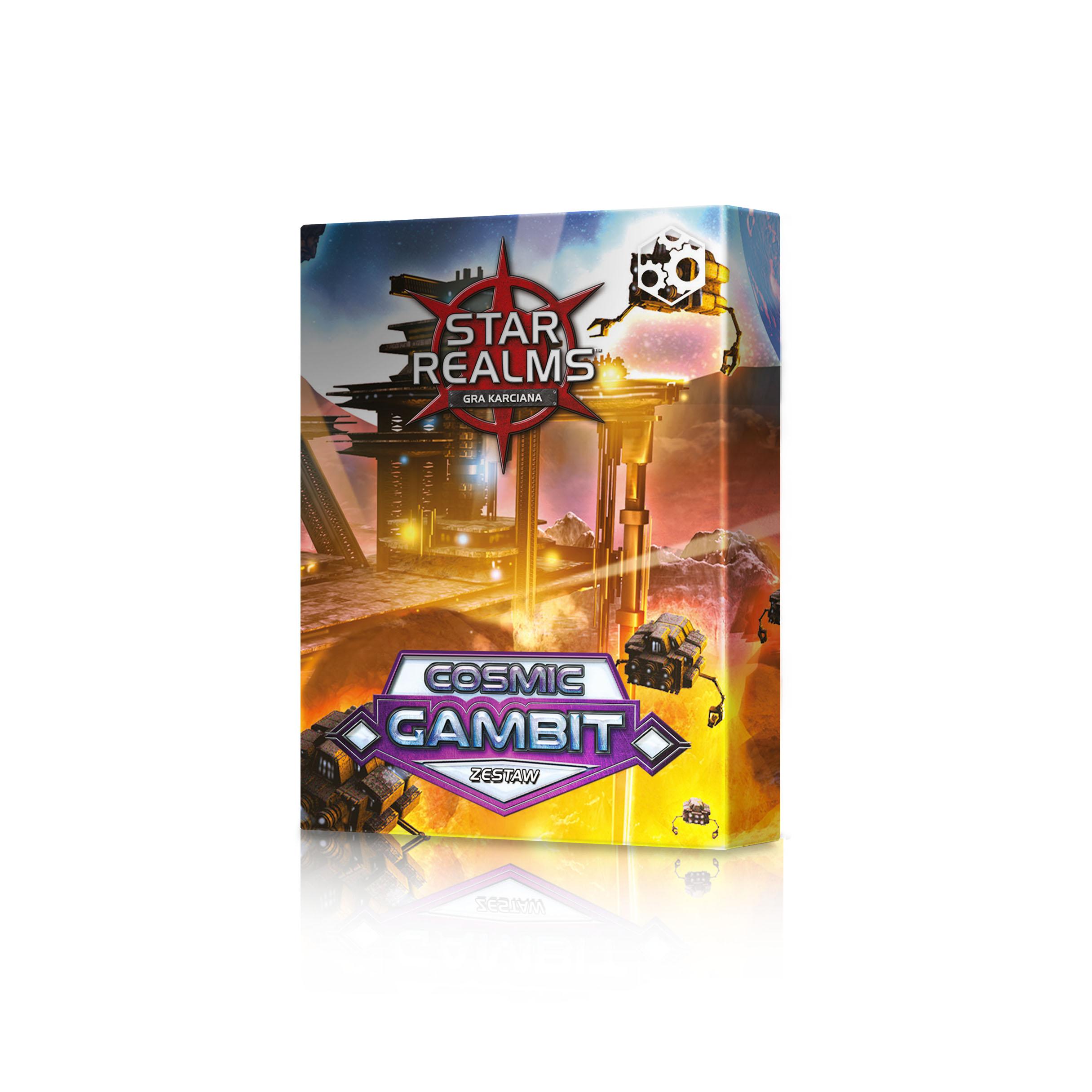 Star Realms: Cosmic Gambit (polskie wydanie)