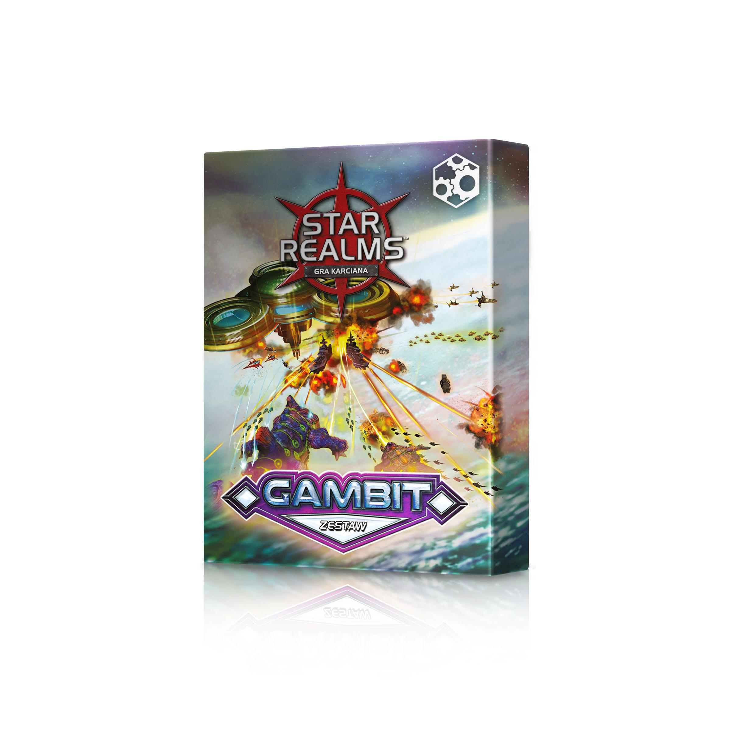 Star Realms: Gambit (polskie wydanie)