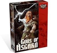 Blood Rage: Bogowie Asgardu (Uszkodzona)