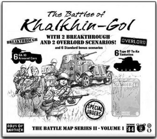 Memoir '44 - The Battles of Khalkhin-Gol