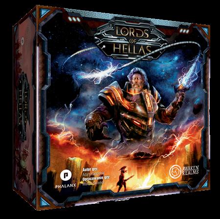 Lords of Hellas (polska edycja)