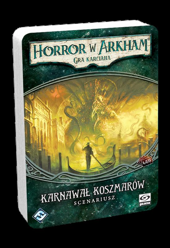 Horror w Arkham: Gra karciana - Karnawał Koszmarów DnŻ