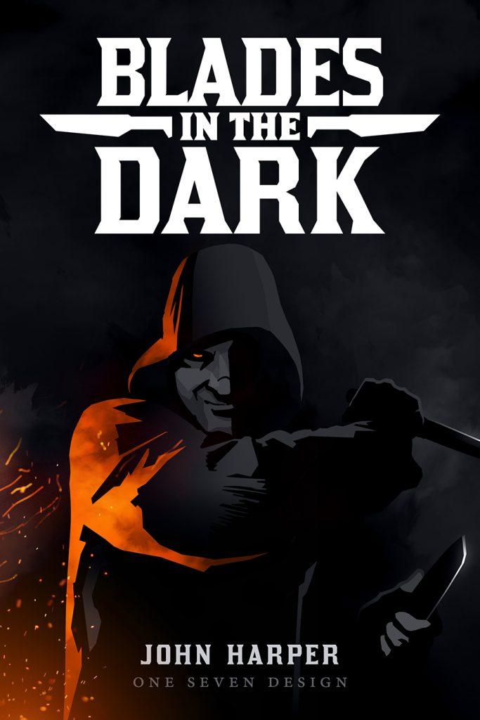 Blades in the Dark (twarda oprawa)