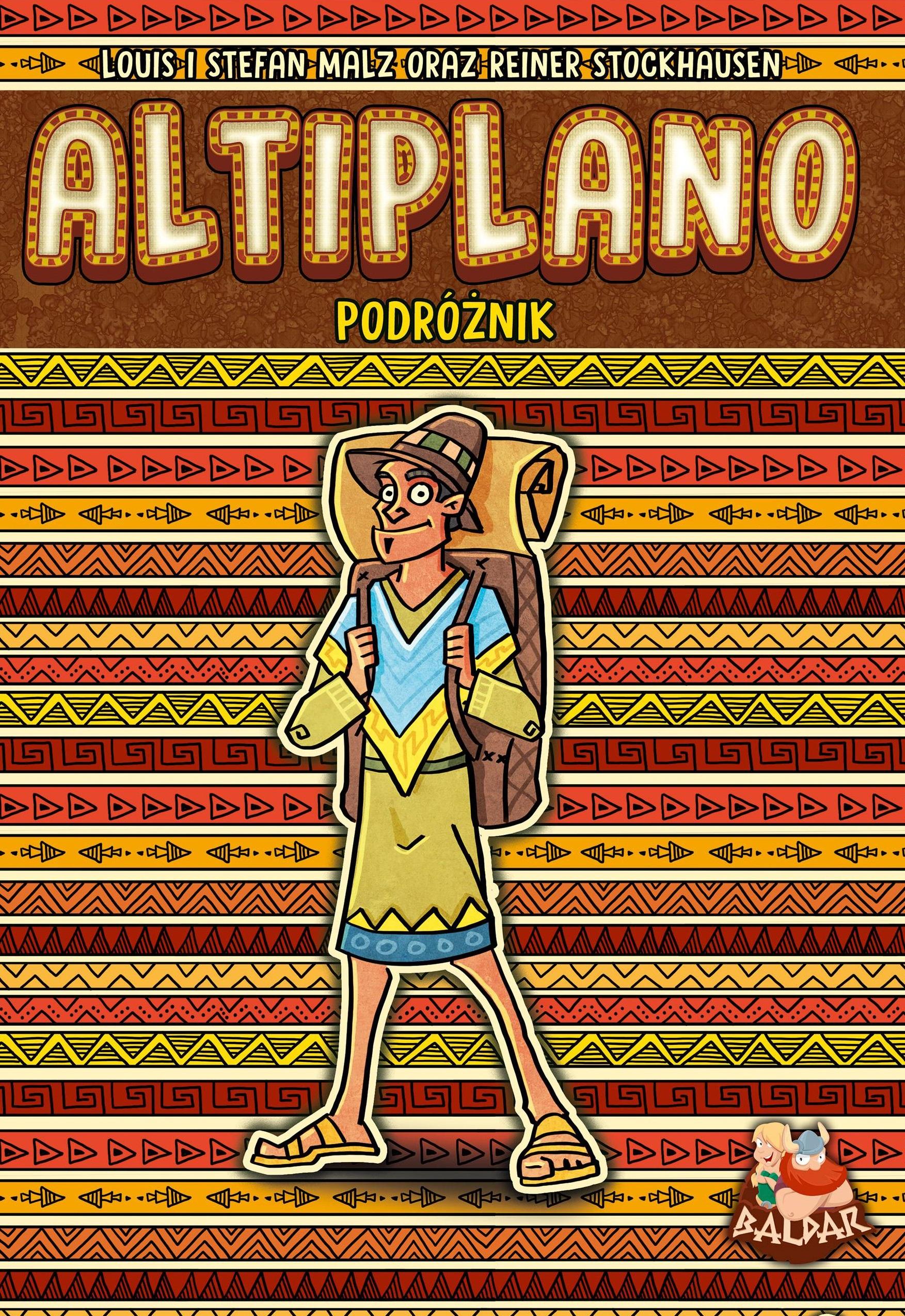 Altiplano: Podóżnik